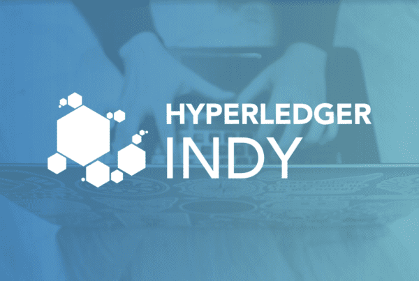 6ce89beeebd An overview of Self-Sovereign Identity: the use case at the core of  Hyperledger Indy